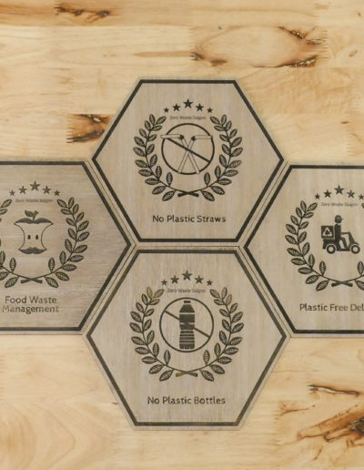 Zero Waste Medals