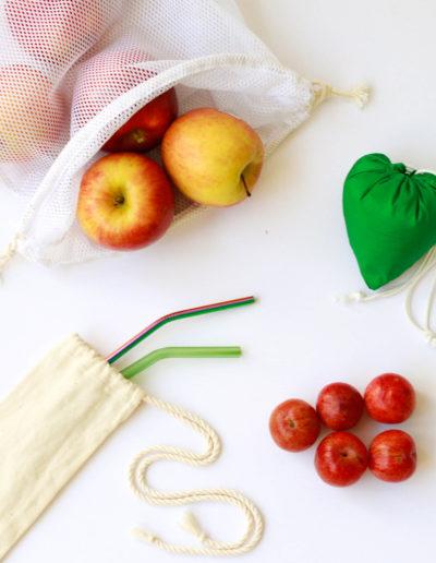 veggie-bag-with-apples-heart-bag-glas-straws-zero-waste-saigon