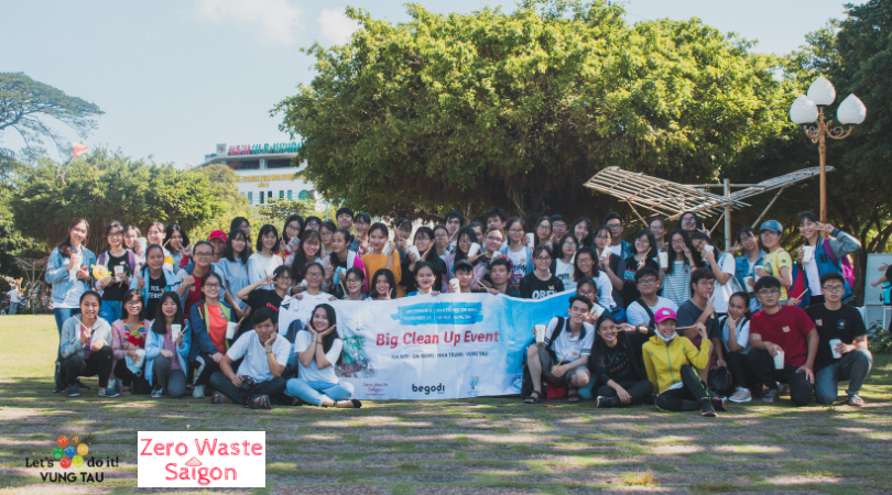 SỰ KIỆN BIG CLEAN UP EVENT